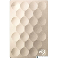 Внешний жесткий диск Seagate Backup Plus Ultra Slim Gold 1TB [STEH1000201]