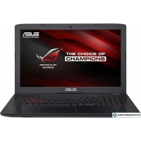 Ноутбук ASUS GL552VW-FI476T 16 Гб