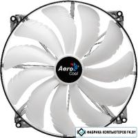 Кулер для корпуса AeroCool Silent Master 200mm White Led Fan