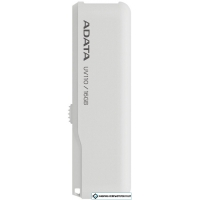 USB Flash A-Data DashDrive UV110 White 16GB (AUV110-16G-RWH)