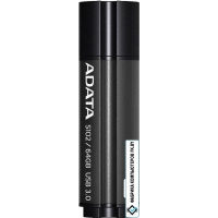 USB Flash A-Data S102 Pro Advanced 64GB Titanium Grey (AS102P-64G-RGY)