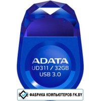 USB Flash A-Data DashDrive Durable UD311 32GB (AUD311-32G-RBL)