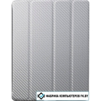 Чехол для планшета Cooler Master iPad Wake Up Folio Carbon Texture Silver White (C-IP3F-CTWU-SS)