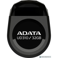 USB Flash A-Data UD310 Black 64Gb (AUD310-64G-RBK)