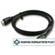 Кабель HDMI-HDMI 1.5m black