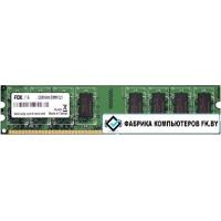 Оперативная память Foxline 2GB DDR3 PC3-12800 [FL1600D3U11S1-2G]
