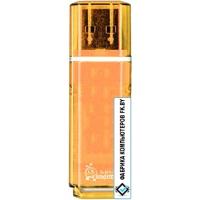 USB Flash Smart Buy Glossy Orange 16GB (SB16GBGS-Or)