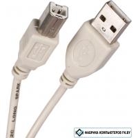 Кабель USB 2.0 Type A/USB 2.0 Type B,  длина 1,8 м