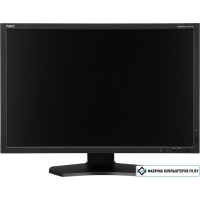 Монитор NEC MultiSync P242W Black/Black