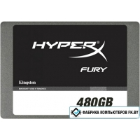 SSD Kingston HyperX Fury 480GB (SHFS37A/480G)