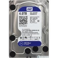 Гибридный жесткий диск WD Blue 4TB [WD40E31X]