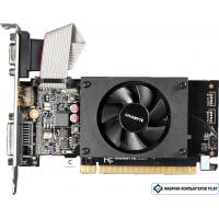 Видеокарта Gigabyte GeForce GT 710 2GB DDR3 [GV-N710D3-2GL]