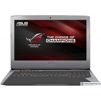 Ноутбук ASUS G752VT-GC124T 12 Гб