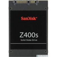 SSD SanDisk Z400s 256GB [SD8SBAT-256G-1122]