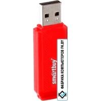 USB Flash Smart Buy Dock 8GB Red (SB8GBDK-R)