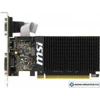 Видеокарта MSI GeForce GT 710 2GB DDR3 [V809 GT710 2GD3H LP]
