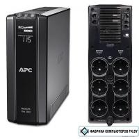 Источник бесперебойного питания APC Back-UPS Pro 1200VA, AVR, 230V, CIS (BR1200G-RS)
