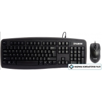 Мышь + клавиатура Zalman ZM-K380 Combo