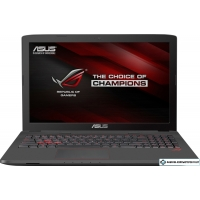 Ноутбук ASUS GL752VW-T4234T 24 Гб