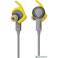 Наушники с микрофоном Jabra Sport Coach Yellow