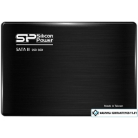SSD Silicon-Power Slim S60 480GB (SP480GBSS3S60S25)