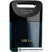 USB Flash Silicon-Power Jewel J06 Dark Blue 8GB (SP008GBUF3J06V1D)