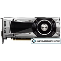 Видеокарта ASUS GeForce GTX 1070 8GB GDDR5 [GTX1070-8G]