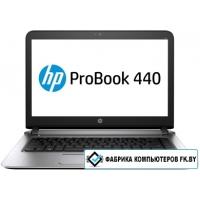 Ноутбук HP ProBook 440 G3 [X0N42EA] 6 Гб