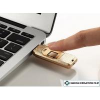 USB Flash Apacer AH650 Gold 32GB [AP32GAH650C-1]