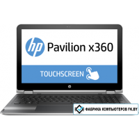 Ноутбук HP Pavilion x360 15-bk004ur [X0M81EA]