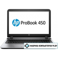 Ноутбук HP ProBook 450 G3 [W4P36EA]