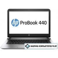 Ноутбук HP ProBook 440 G3 [W4N87EA] 16 Гб