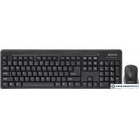 Мышь + клавиатура Defender Princeton C-935
