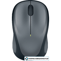 Мышь Logitech M235 Wireless Mouse (серый) [910-002201]