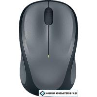 Мышь Logitech M235 Wireless Mouse (серый) [910-002201]