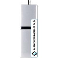 USB Flash Silicon-Power LuxMini 710 32Gb Silver (SP032GBUF2710V1S)