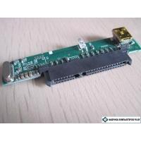 "Контроллер USB-to-SATA для подключения HDD 2.5"""