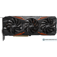 Видеокарта Gigabyte GeForce GTX 1080 G1 Gaming 8GB GDDR5X [GV-N1080G1 GAMING-8GD]