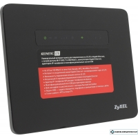 Маршрутизатор Zyxel Keenetic LTE