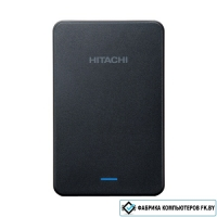 Внешний жесткий диск Hitachi Touro Mobile 500GB 0S03455 (HTOLMX3EA5001ABB)