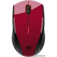 Мышь HP X3000 (красный) [N4G65AA]
