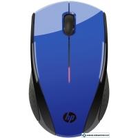 Мышь HP X3000 (синий) [N4G63AA]