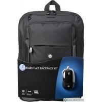 """Рюкзак для ноутбука HP Essentials Kit 16"""" (E5L03AA)"""