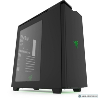 Корпус NZXT H440 Disigned by Razer (CA-H442W-TH/-RA) (без БП, ATX)