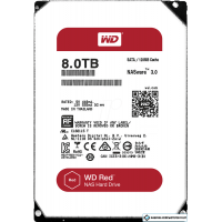 Жесткий диск WD Red 8TB [WD80EFZX]