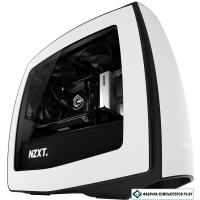 Корпус NZXT Manta Matte White/Window [CA-MANTW-W1]