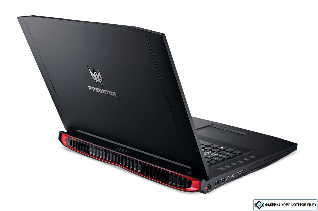 Acer predator g9-792 (nhq0psi001) notebook