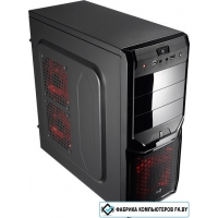 Корпус AeroCool V3X Advance Evil Black Edition 600W