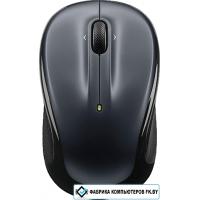 Мышь Logitech M325 Wireless Mouse (темно-серый) [910-002142]