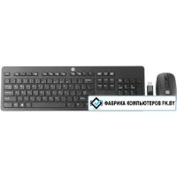 Мышь + клавиатура HP Wireless Business Slim [N3R88AA]